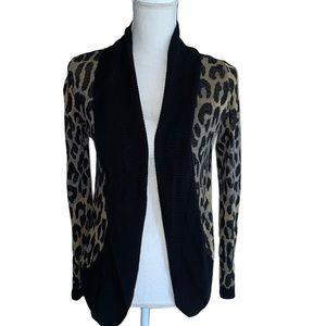 Rue21 Leopard Print Cardigan